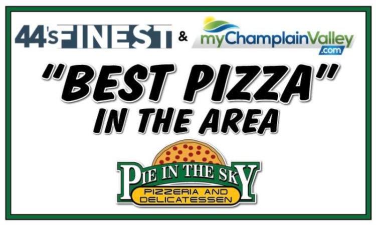 Pie in the Sky - Best Pizza in the Region Award