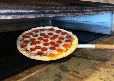 Stone Hearth Pizza